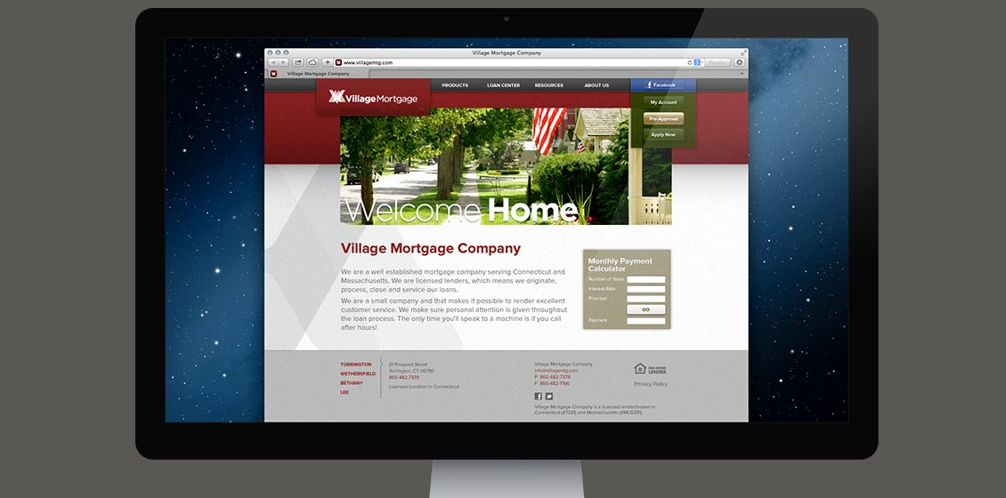 Village Mortgage Company