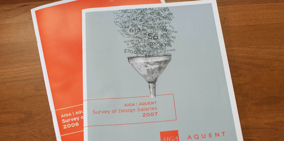 AIGA | Aquent Survey of Design Salaries