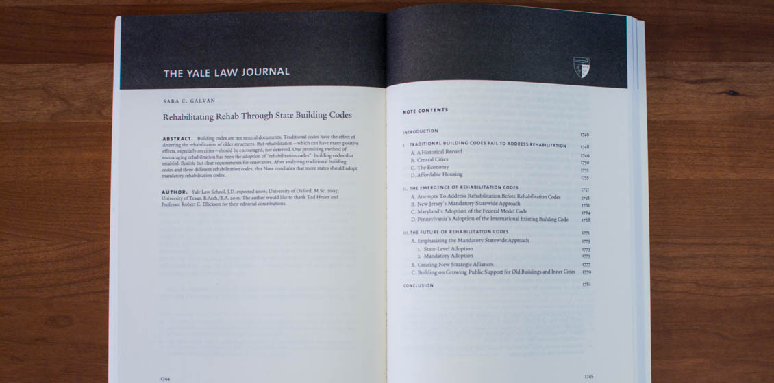 *The Yale Law Journal*